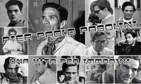 Pier Paolo Pasolini foto banner principale
