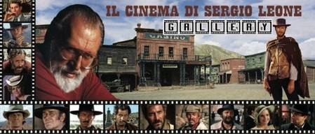 Sergio Leone banner gallery