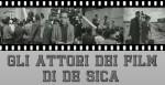 Vittorio De Sica banner gliattori