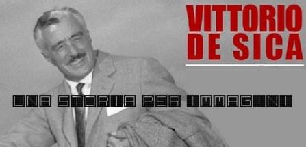 Vittorio De Sica banner principale