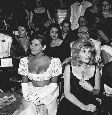 02 Monica vitti e Claudia Cardinale