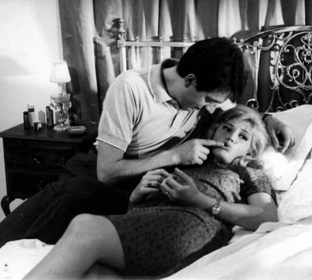 02 Monica vitti e Jean Pierre Cassel