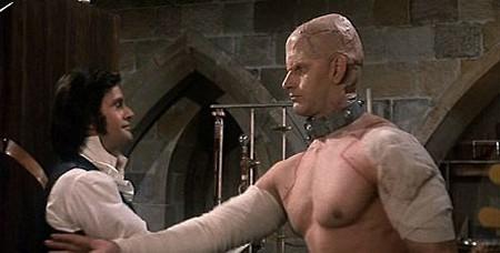 1-7 Gli orrori di Frankenstein