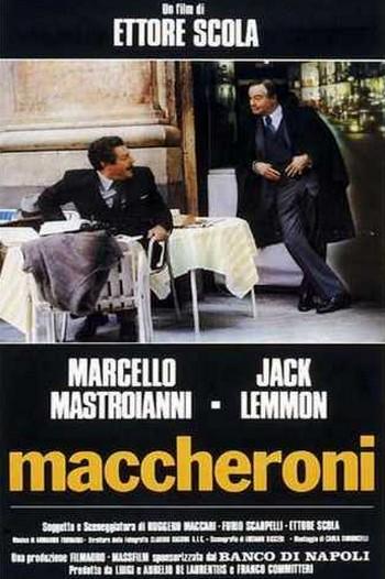 2-14 Maccheroni  locandina