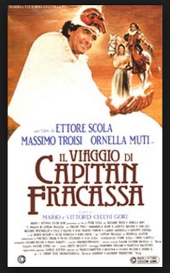 2-18 Il viaggio di Capitan Fracassa   locandina