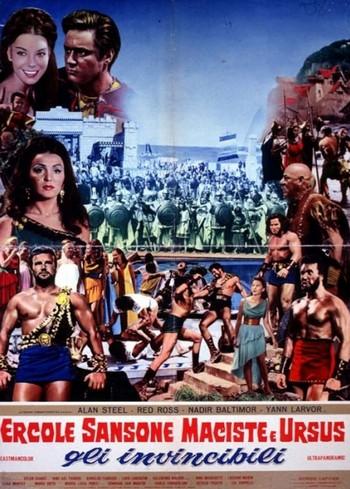 2-2 Ercole, Sansone, Maciste e Ursus gli invincibili ita