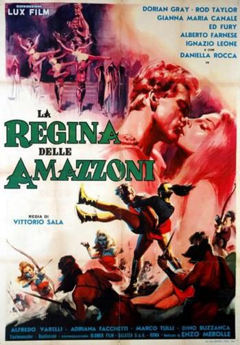 2-20 La regina delle Amazzoni