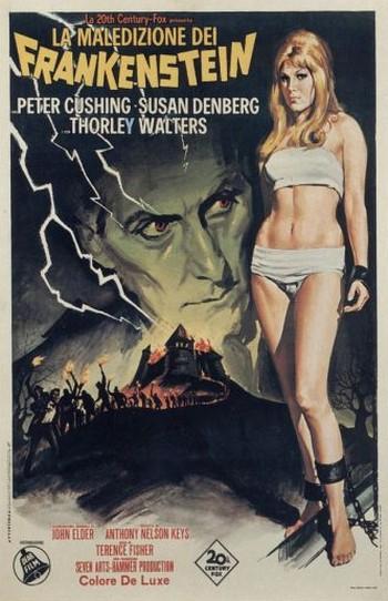 2-3 La maledizione dei Frankenstein