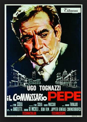 2-5 Il commissario Pepe locandina