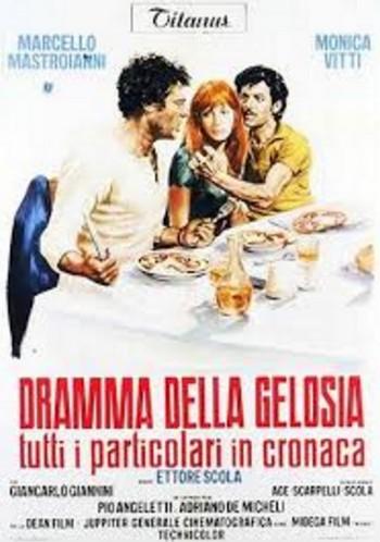 2-6 Dramma della gelosia locandina
