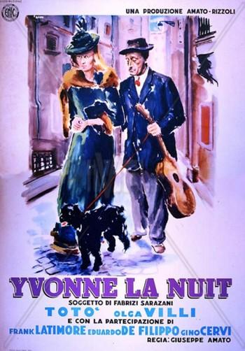 2-7 Yvonne la Nuit