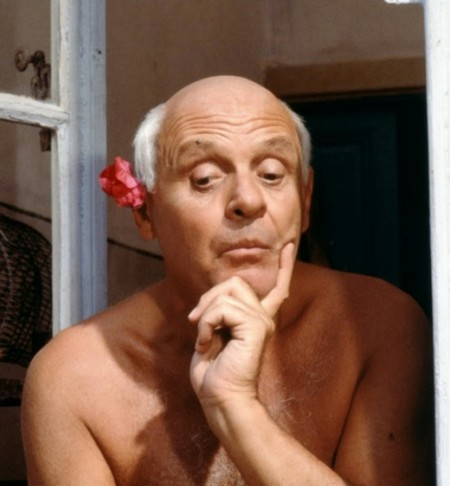 3-15 Anthony Hopkins Picasso