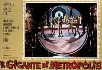 3-15 Il gigante di Metropolis lc
