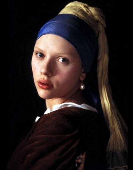 3-17 Scarlett Johansson La ragazza con l'orecchino di perla