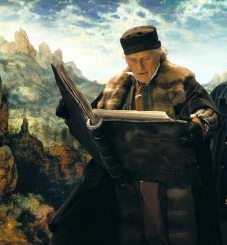 3-2 I colori della passione (Brueghel),Rutger Hauer