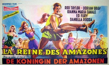 3-20 La regina delle Amazzoni