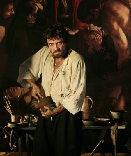 3-3 Caravaggio,Alessio Boni