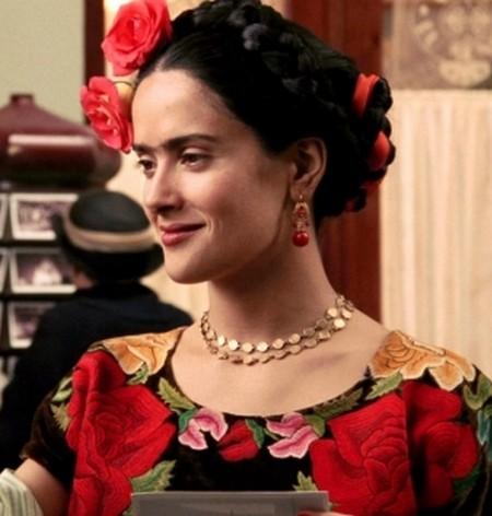 3-9 Salma Hayek Frida