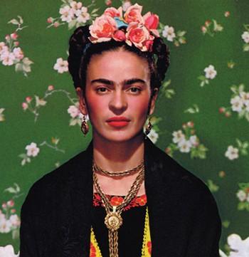4-9 Frida Kahlo