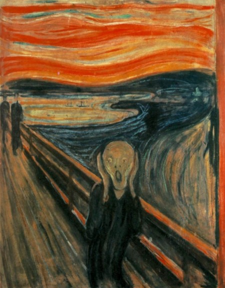 5-14 Munch L'urlo Nasjonalgalleriet di Oslo