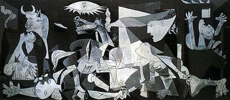 5-15 Picasso,Guernica Museo Nacional Centro de Arte Reina Sofia