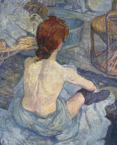 5-20 Lautrec La toilette Musee des Orsay