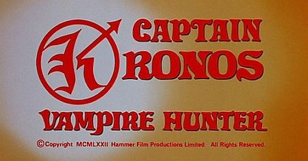 6-12 Capitan Kronos - Cacciatore di vampiri lc