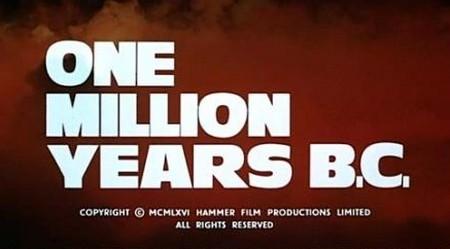 6-14 Un milione di anni fa inizio
