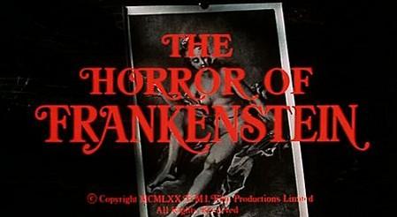 6-7 Gli orrori di Frankenstein inizio
