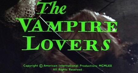 6-8 Vampiri amanti inizio