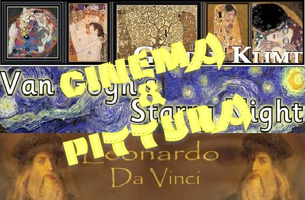 Banner cinema e pittura