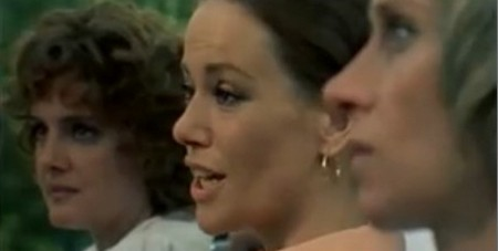 Claudine Auger-Pane burro e marmellata