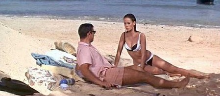 Claudine Auger-Thunderball