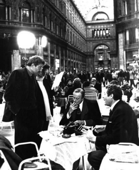 Ettore Scola foto 7