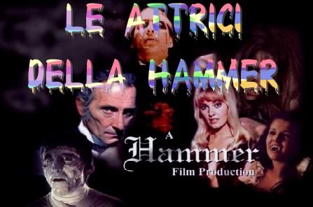 Hammer banner attrici hammer