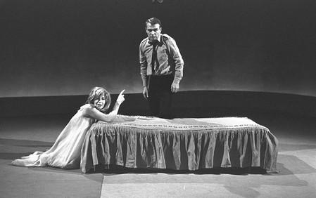 Monica Vitti tv Anteprima 1964