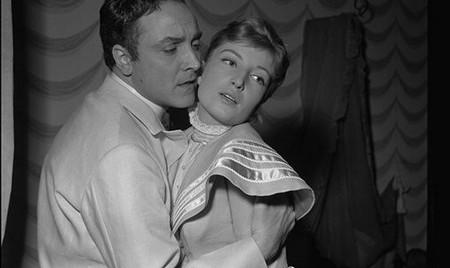 Monica Vitti tv Mont Oriol 1958
