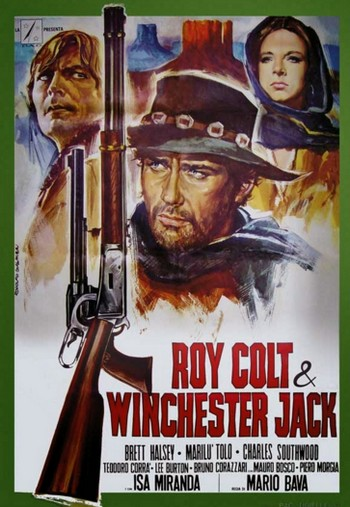 2-8 Roy Colt & Winchester Jack