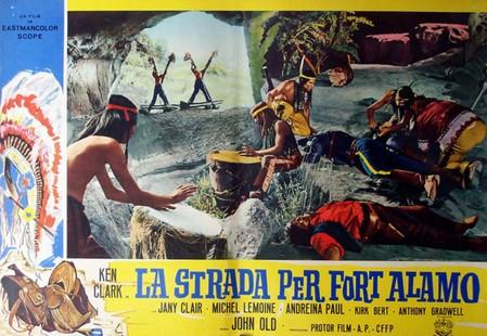 4-16 La strada per Forte Alamo