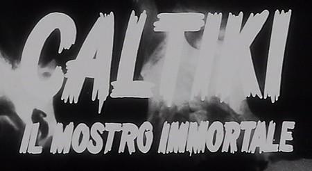 5-0 Caltiki il mostro immortale