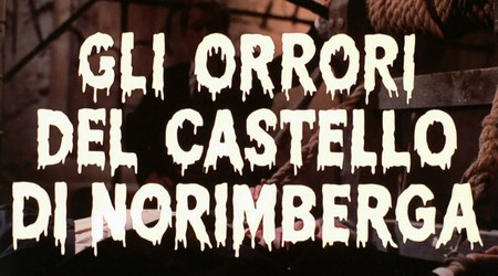 5-10 Gli orrori del castello di Norimberga
