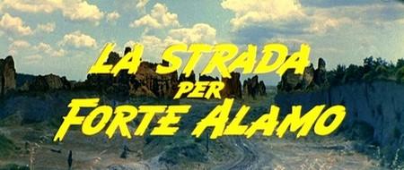 5-16 La strada per Forte Alamo