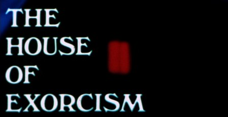 5-20 La casa dell'esorcismo