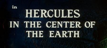 5-3 Ercole al centro della Terra