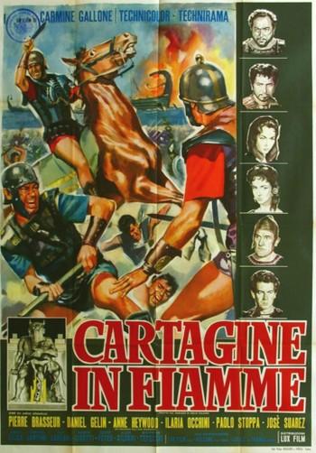5-8 Cartagine in fiamme