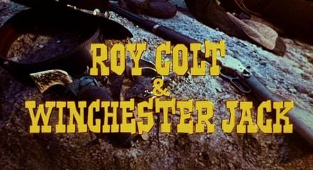 5-8 Roy Colt & Winchester Jack