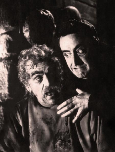 7-1 Mario Bava con B.Karloff