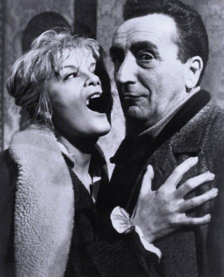 7-1 Mario Bava con Jacqueline Pierreux