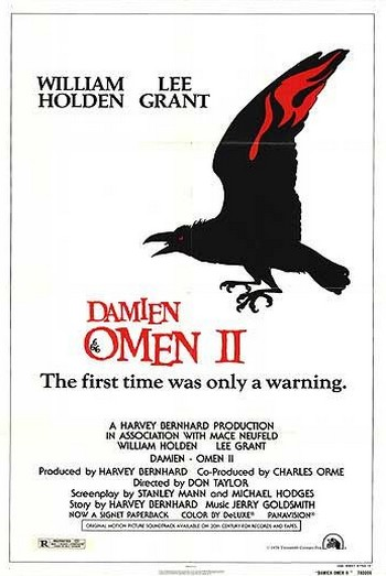 La maledizione di Damien locandina