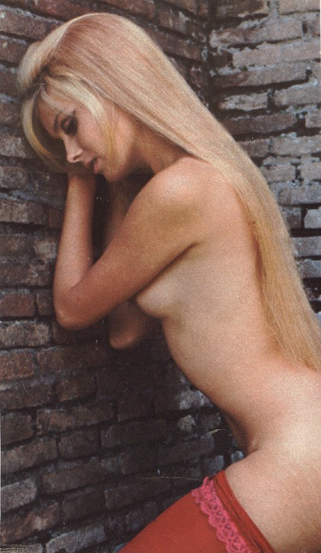 Pamela Tiffin Photobook 9